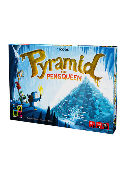 Brain Games Icecool Pyramid of Pengqueen Family Game