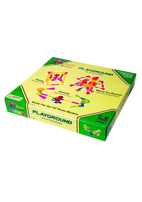 Jawbones Playground Boxed Set: 150 Pieces