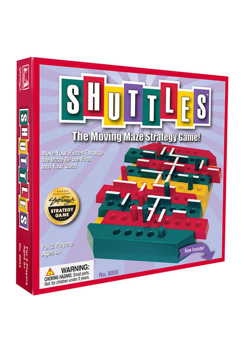 Shuttles - The Moving Maze Strategy Game