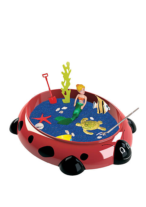 Be Good Company Ladybug Sandbox Critters Play Set