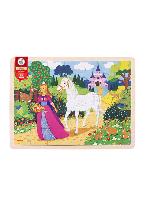 Bigjigs Toys Wooden Once Upon a Time Tray