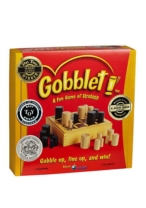 Gobblet Strategy Game
