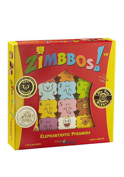 Zimbbos Kids Game
