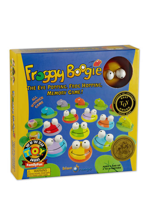 Froggy Boogie Kids Game