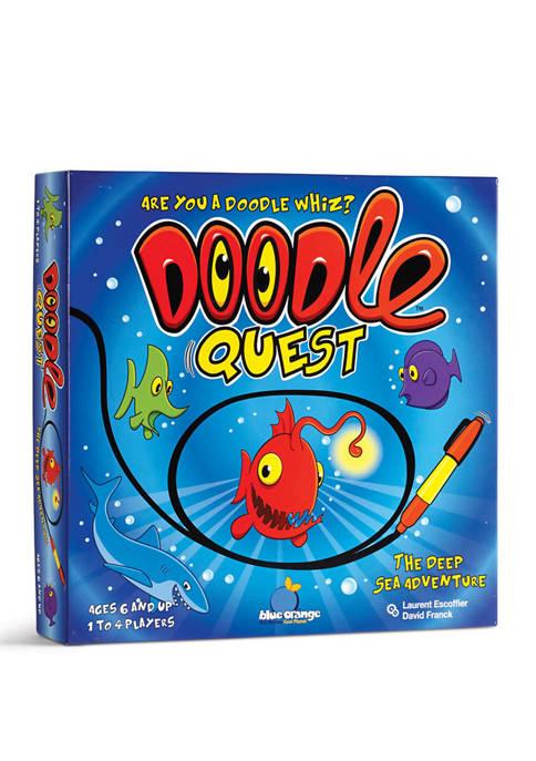 Blue Orange Games Doodle Quest Family Game