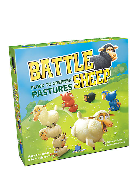 Blue Orange Games Battle Sheep Family Game