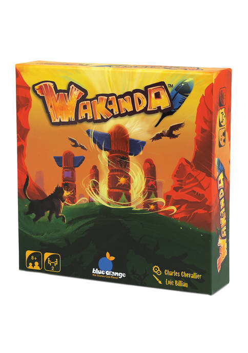 Blue Orange Games Wakanda Family Game