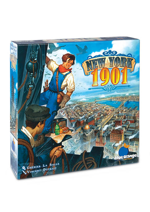 Blue Orange Games New York 1901 Strategy Game