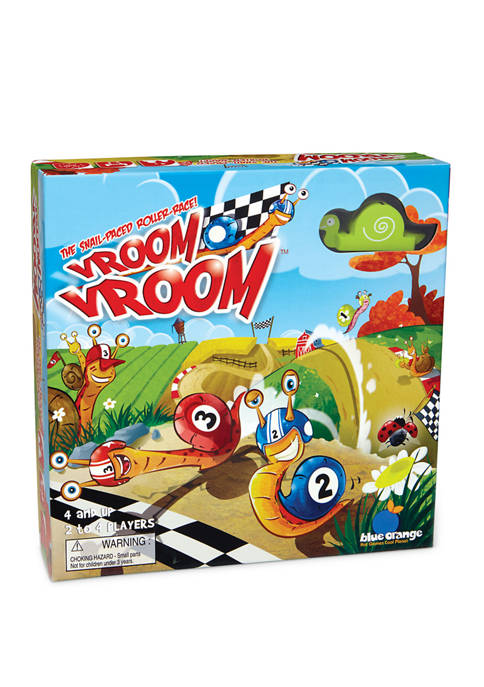 Blue Orange Games Vroom Vroom Kids Game