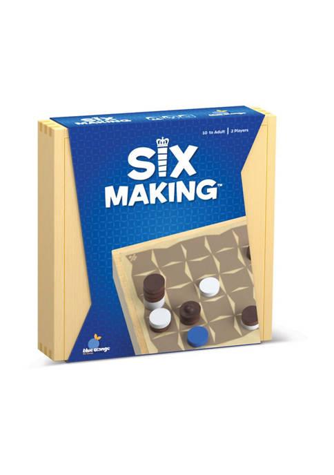 Six Making Strategy Game
