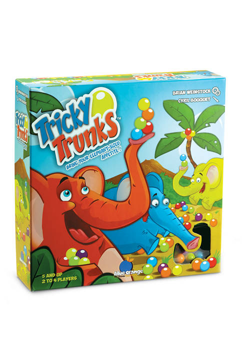 Blue Orange Games Tricky Trunks Kids Game