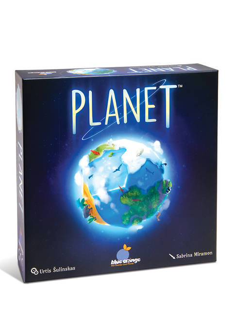Blue Orange Games Planet Strategy Game