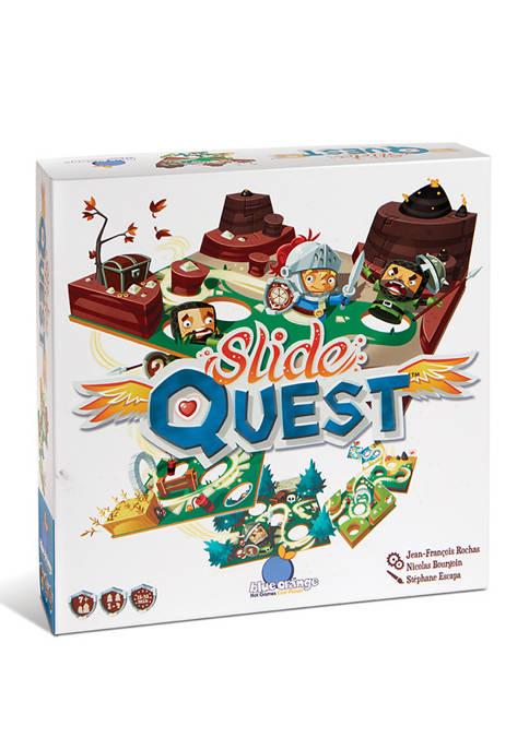 Blue Orange Games Slide Quest Family Game