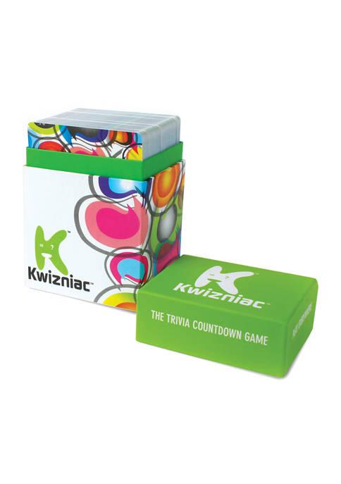 Continuum Games Kwizniac Family Game