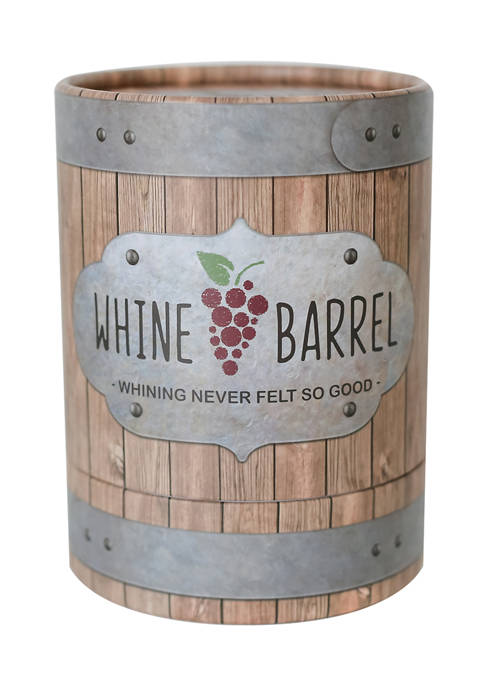 Contender Brands Whine Barrel Party Game