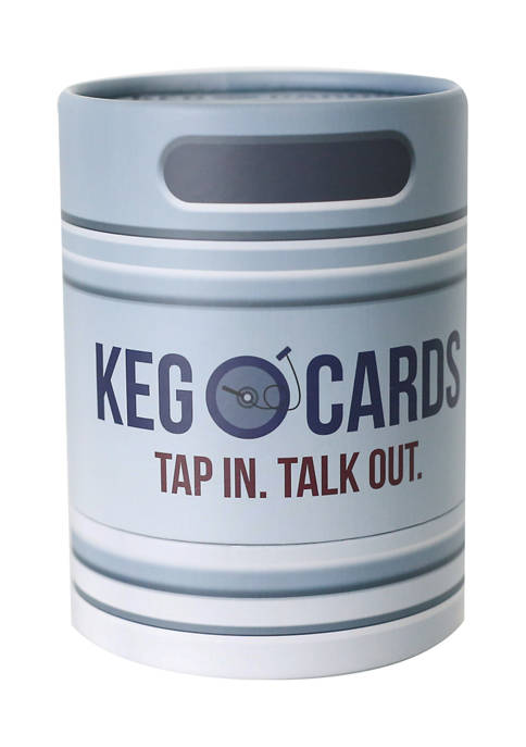 Contender Brands Keg O Cards Party Game