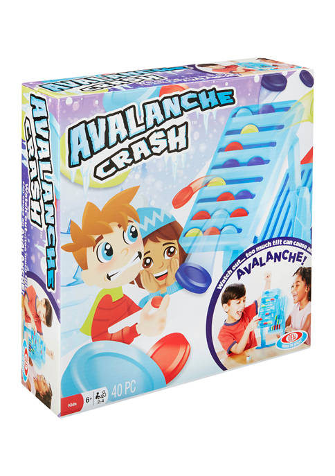 Ideal Avalanche Crash Kids Game