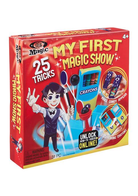 My First Magic Show - 25 Trick Set