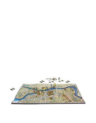 4D Cityscape St Petersburg Russia Puzzle