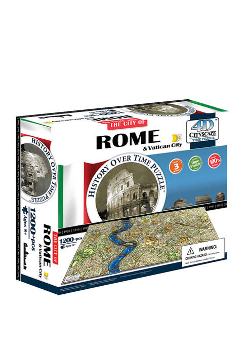 Time Puzzle - Rome, Italy