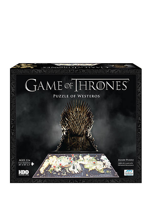 4D Cityscape Game of Thrones: A Guide to
