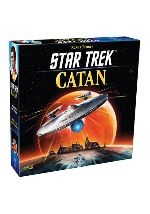 Star Trek Catan Strategy Game