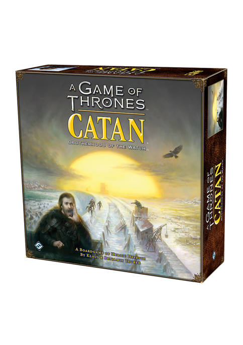A Game of Thrones Catan: Brotherhood of the