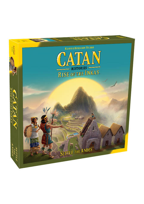 Catan Histories: Rise of the Inkas Strategy Game