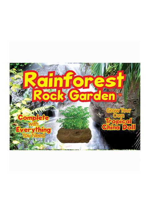 Rainforest Rock Garden