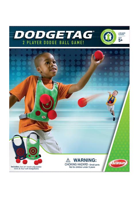 Diggin Active DodgeTag Active Game