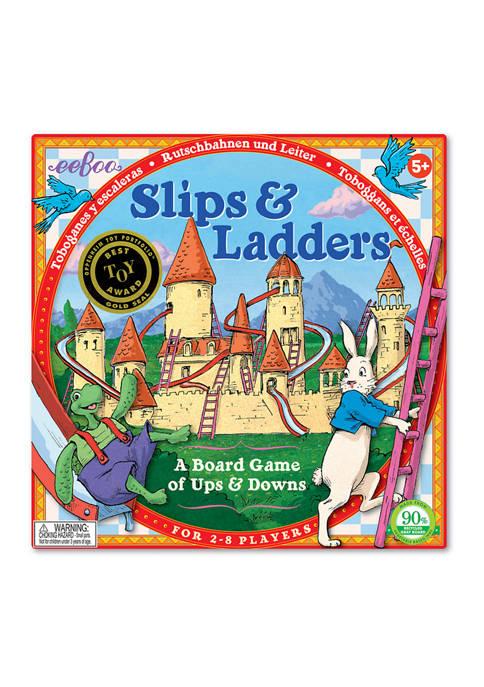 Slips & Ladders Classic Board Game