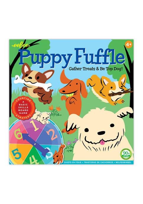 eeBoo Puppy Fuffle Kids Game