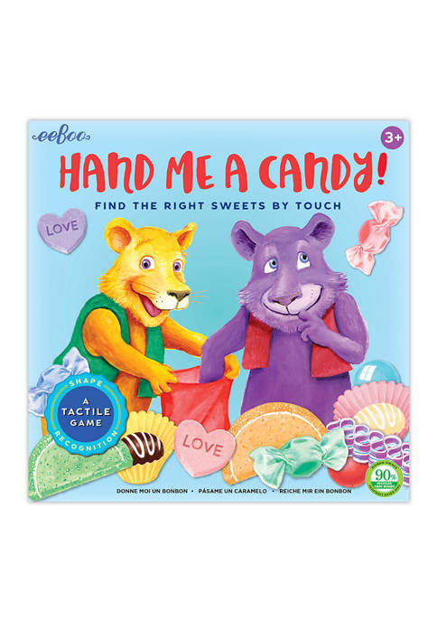 eeBoo Hand Me a Candy! Preschool Game