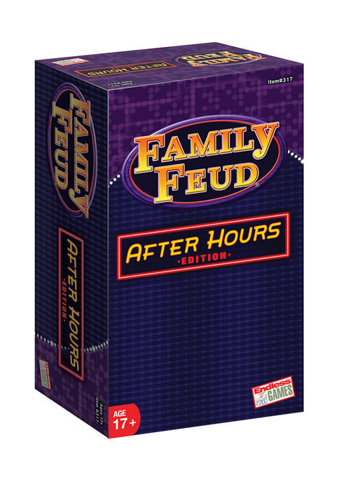 Family Feud - After Hours Edition Party Game