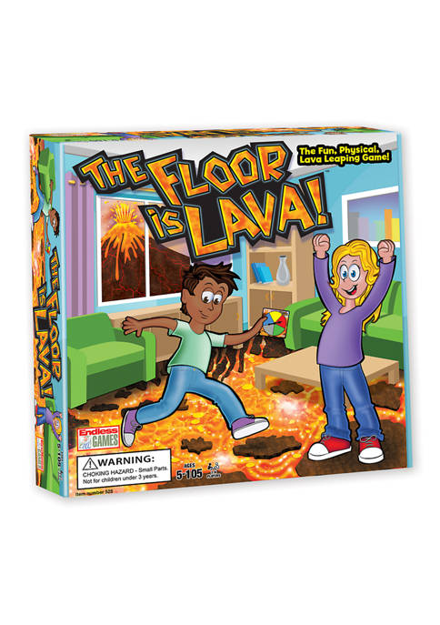 The Floor is Lava! Kids Game
