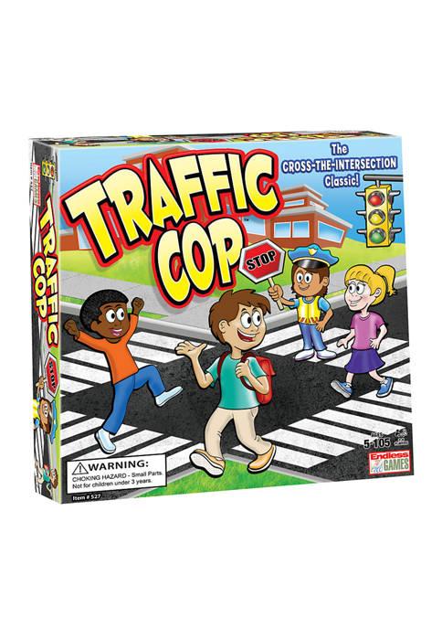 Traffic Cop Kids Game