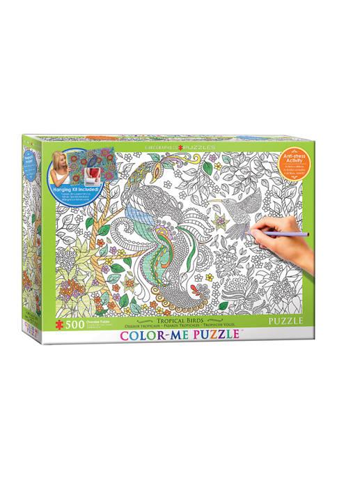 Eurographics Inc Color-Me Puzzle