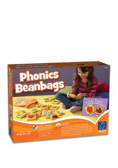 Educational Insights Phonics Beanbags Preschool Game