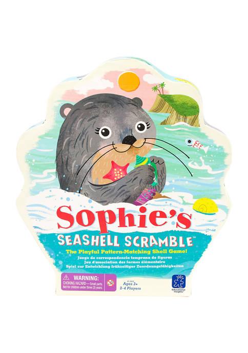 Sophies Seashell Scramble