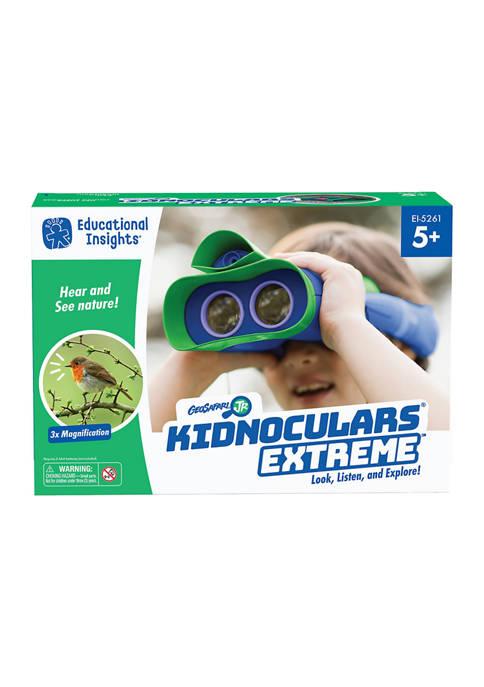 Educational Insights GeoSafari Jr. Kidnoculars Extreme