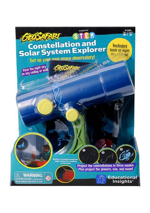 Educational Insights GeoSafari Constellation and Solar System