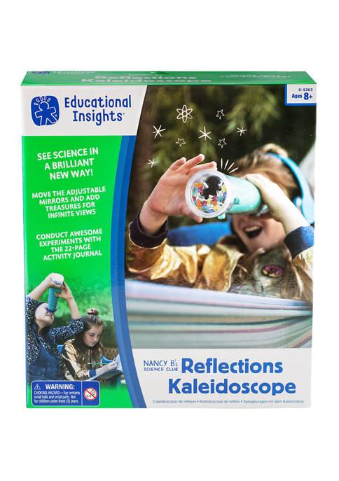 Nancy Bs Science Club - Reflections Kaleidoscope