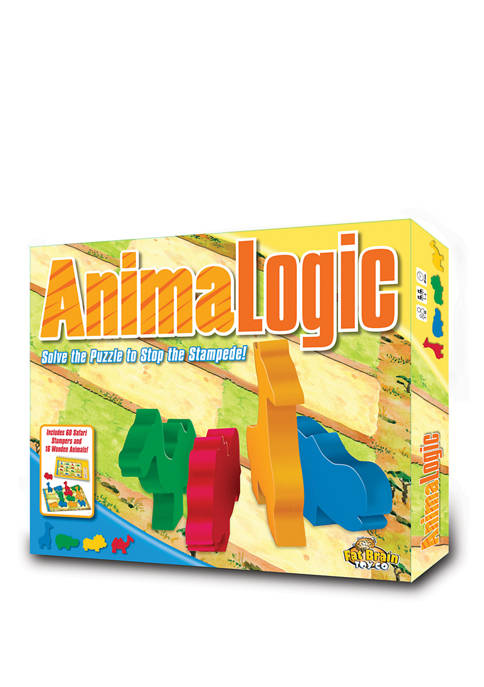 Fat Brain Toy Co. Animal Logic Brain Teaser