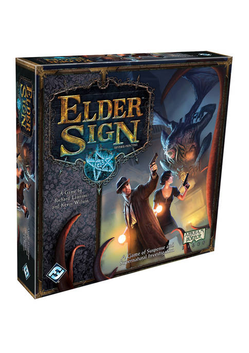 Fantasy Flight Games Elder Sign Strategy Game