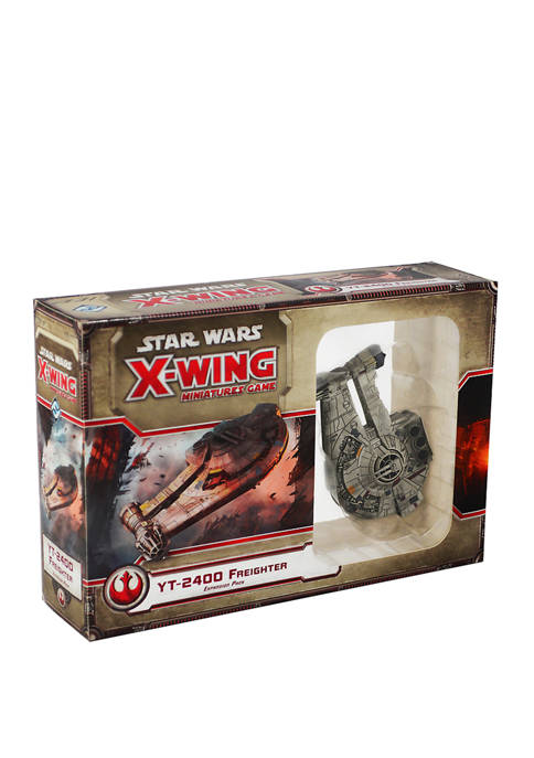 Star Wars X-Wing Miniatures Game YT 2400 Freighter Expansion Pack