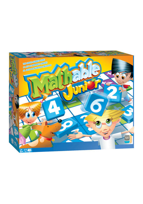 Mathable Junior Family Game