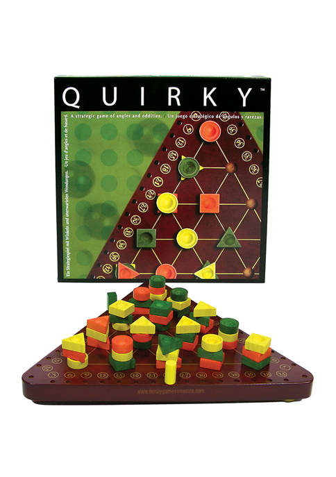 Quirky Strategy Game