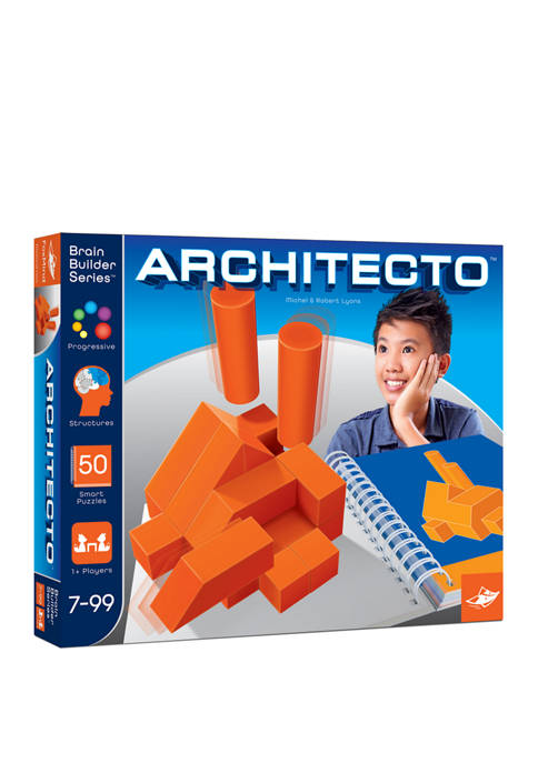 FoxMind Games Architecto Brain Teaser Puzzle