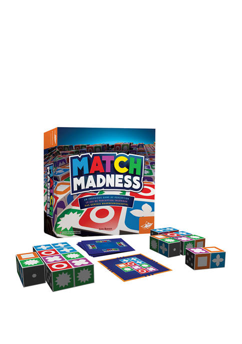 FoxMind Games Match Madness Games