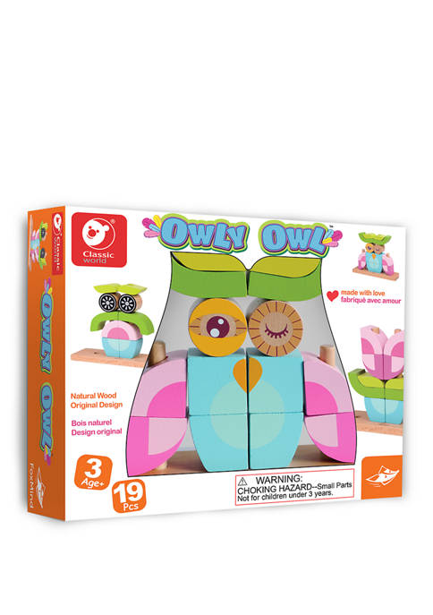 FoxMind Games Owly Owl Game